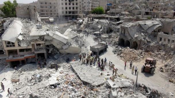Esed rejimine ait uçak düştü