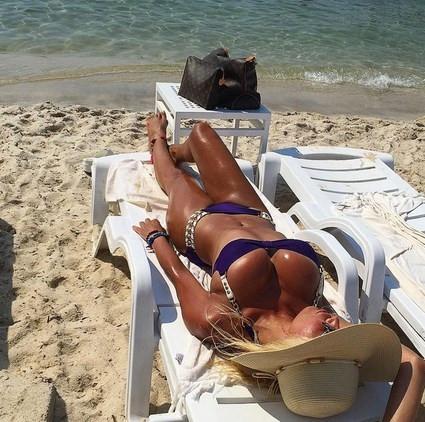 Cicişler'in tatil fotoğrafları rekor kırıyor