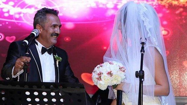 Yavuz Bingöl ile Öykü Gürman evlendi