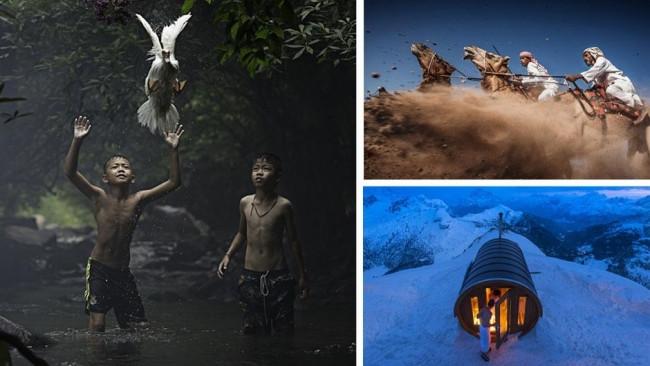 2015 National Geographic Gezgin Fotoğrafları yarışmasının kazananları...