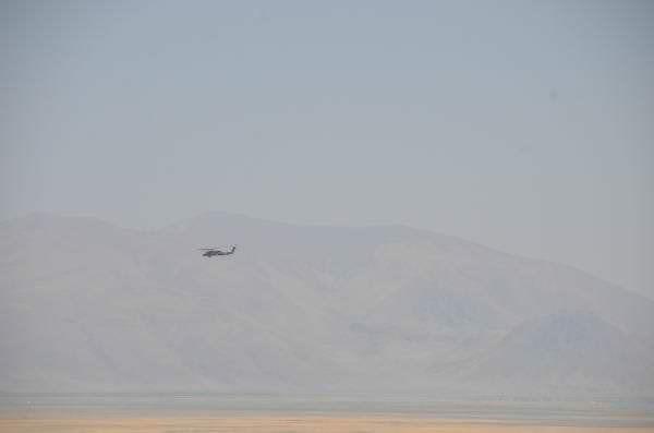 Tendürek Dağı'nda terör operasyonu