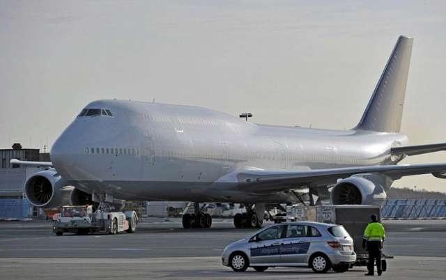 Bu uçak diğerlerinden çok farklı!