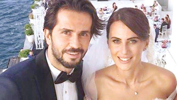 Ali Turan 1,5 yıllık sevgilisi Rana Altuntaş ile evlendi
