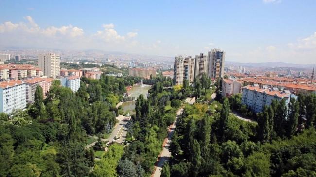 Ankara'yı böyle görmediniz