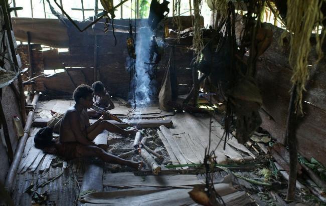 Dünyanın son yamyam kabilesi