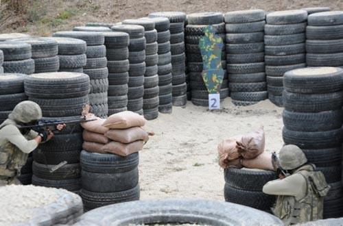 PKK'nın korkulu rüyası şehre iniyor