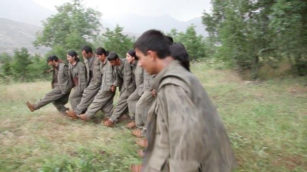 BBC'den PKK'nın imaj çalışmasına destek