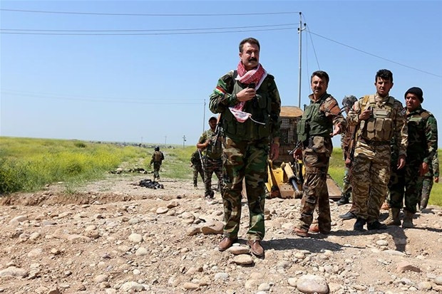 IŞİD'e IŞİD usulü infaz !