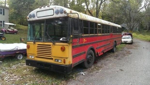 Otobüsü baştan yarattılar!
