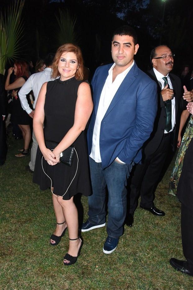 Begüm Öner ve Ceyhun Fersoy evlendi