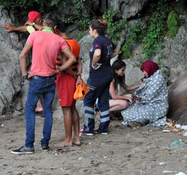 Bartın'da çocuklarını kurtarmaya çalışan baba boğuldu