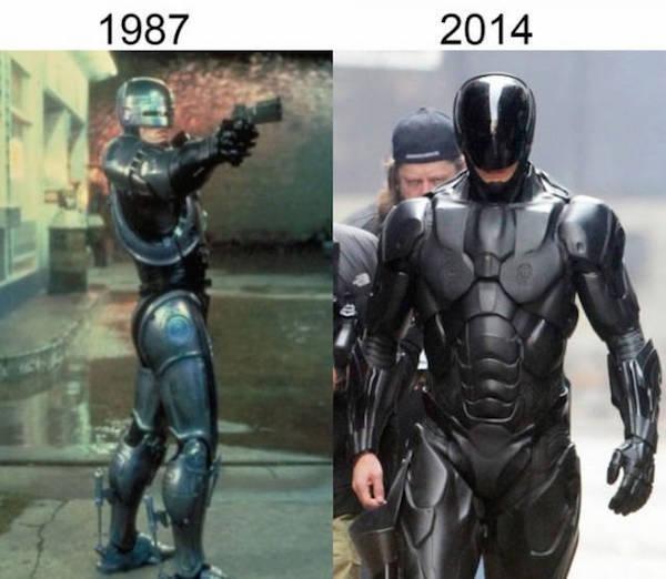 Film karakterlerinin yıllar içerisindeki değişimi