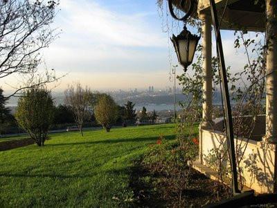 İstanbula nefes aldıran mekanlar