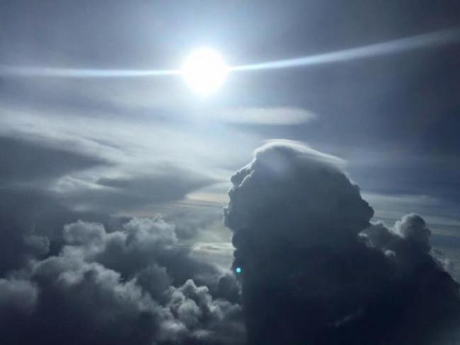 Bildiğimiz gibi olmayan gerçeküstü bulutlar!