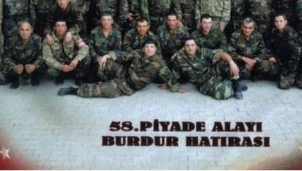 Ünlülerin askerlik fotoğraflarını gördünüz mü?