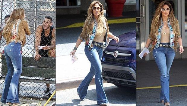 Jennifer Lopez eski günlere döndü