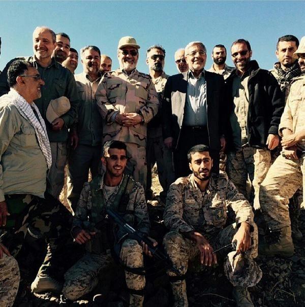 Kandil fotoğraflarına İran'dan açıklama geldi