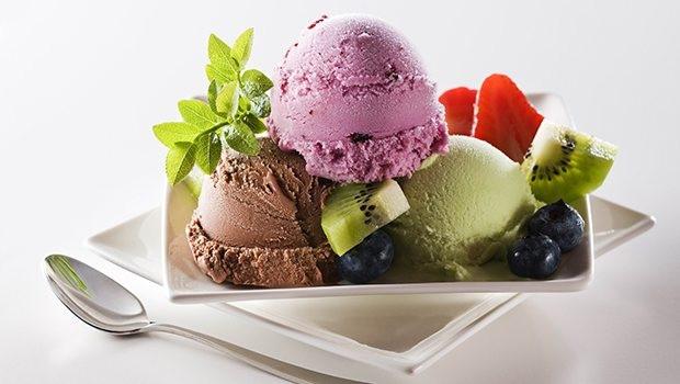 En hafif tatlı alternatifi: Dondurma