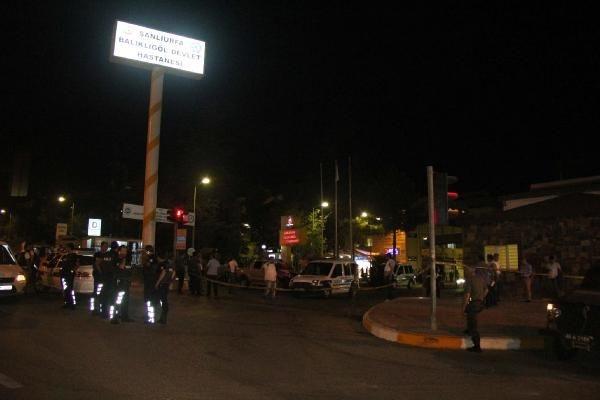 Şanlıurfa'da polis aracına saldırı!... 2 şehit