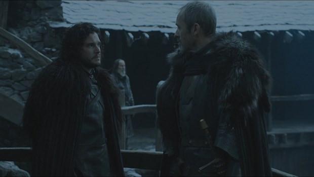 Stannis'in akıbeti belli oldu