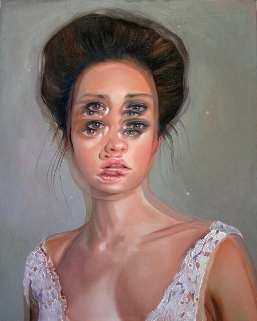 İnsanda sarhoşluk hisssi yaratan tablolar