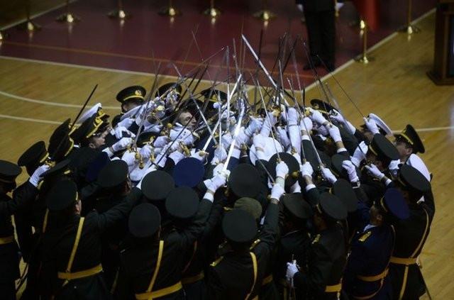 GATA'da mezuniyet töreni