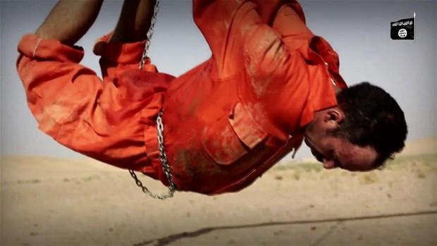 IŞİD'in yeni katliam yöntemi kan dondurdu
