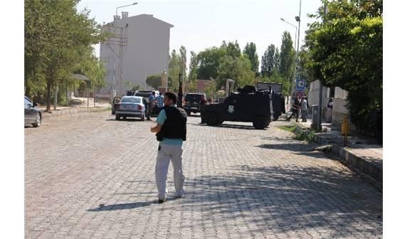 Iğdır'da polis memurunun şehit edilmesi