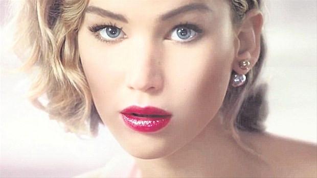 Jennifer Lawrence Dior'un yüzü oldu