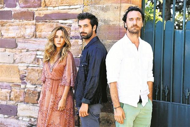 Poyraz Karayel'in yeni sezon bölümleri Yunanistan'da çekildi