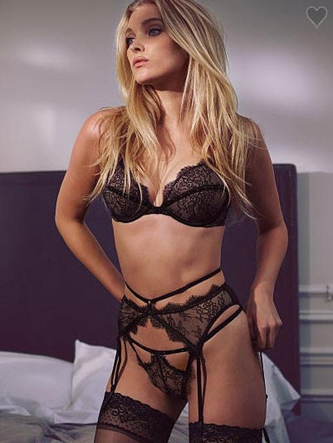 Victoria's Secret'tan seksi iç çamaşırı koleksiyonu
