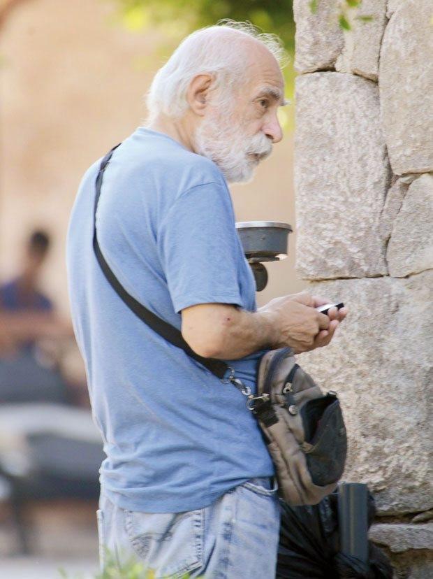 Hikmet Karagöz emekli maaşı kuyruğunda