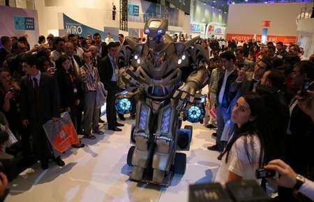 Cebitte dev robot !