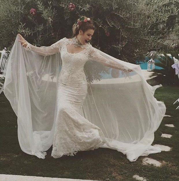 Gülhan Şen evlendi