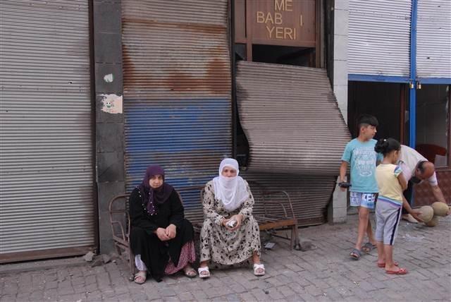Diyarbakır'ın Sur İlçesi'nde sokağa çıkma yasağı kalktı