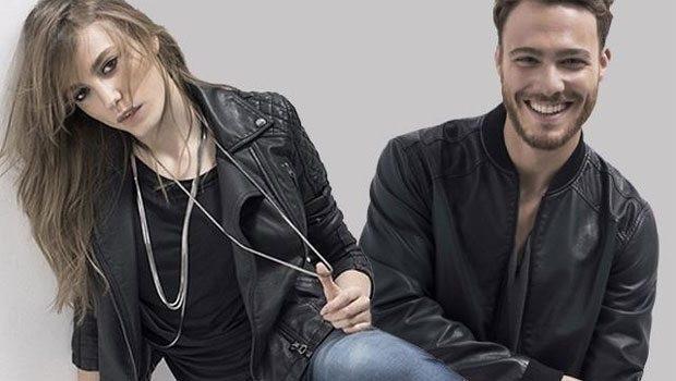 Kerem Bürsin ile Serenay Sarıkaya'nın 800 bin liralık aşkı