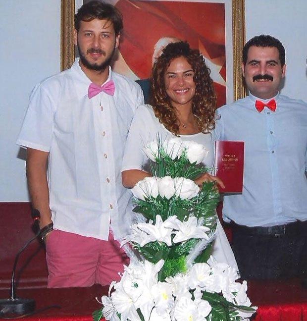 Ümit Kantarcılar'dan ayrılan Gamze Topuz Fırat Topkorur'la aşk