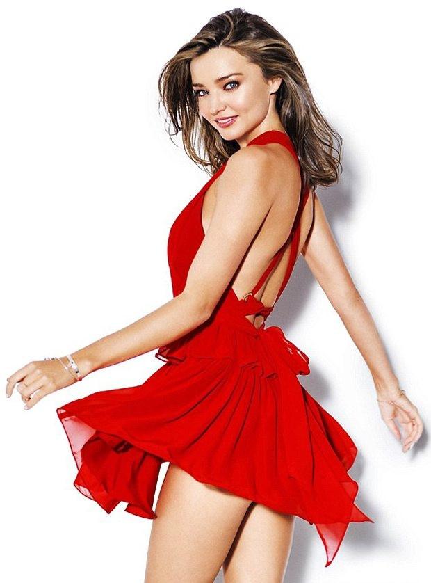Miranda Kerr: Asla pes etmeyin