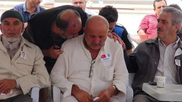 Iğdır'da şehit olan polisler için cenaze töreni