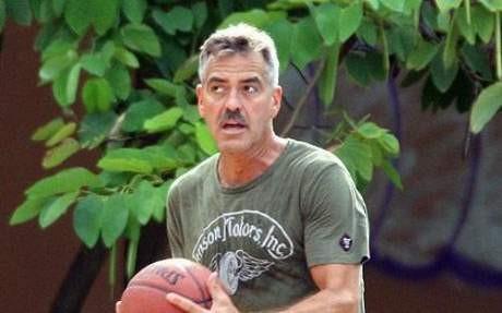 İşte Abdullah Clooney