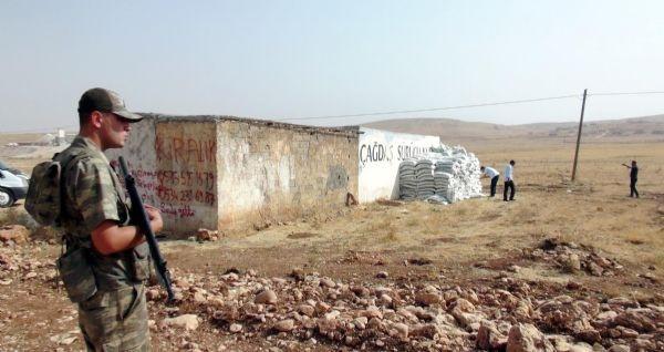 Mardin'de 20 ton amonyum nitrat yakalandı