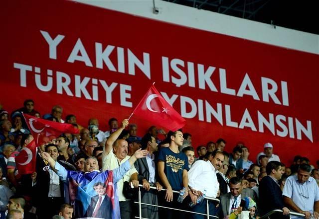 AK Parti 5. Olağan Büyük Kongresi