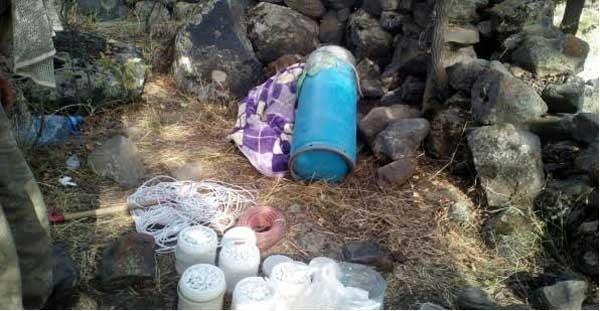 Ağrı Dağı'nda PKK'ya büyük darbe