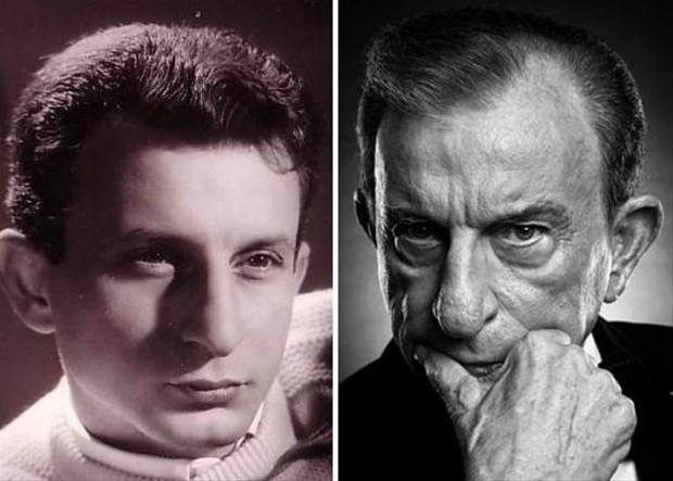 40 yıl aradan sonra ünlü sanatçılar