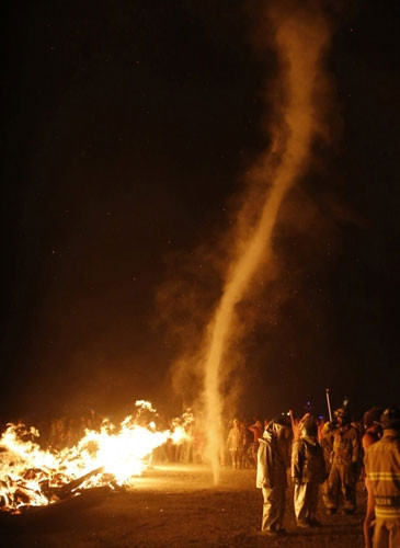 """En """"ateşli"""" festival"""