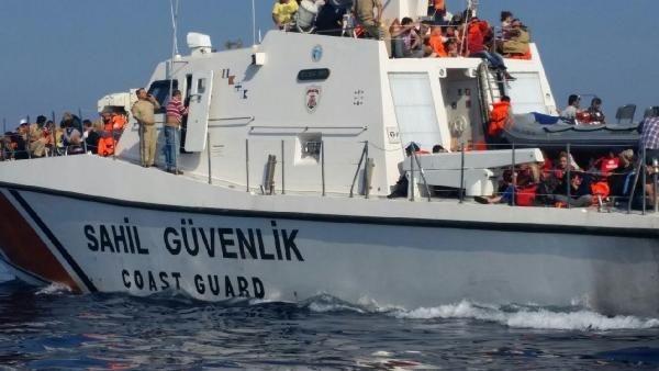 Ölü sayısı 22' ye yükseldi, 211 göçmen kurtarıldı
