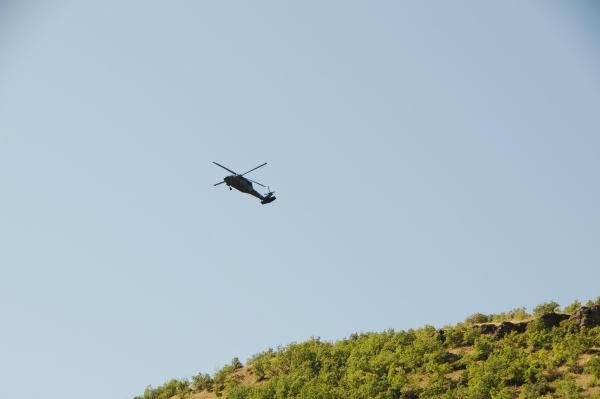 Tunceli'de PKK'ya BÜYÜK operasyon