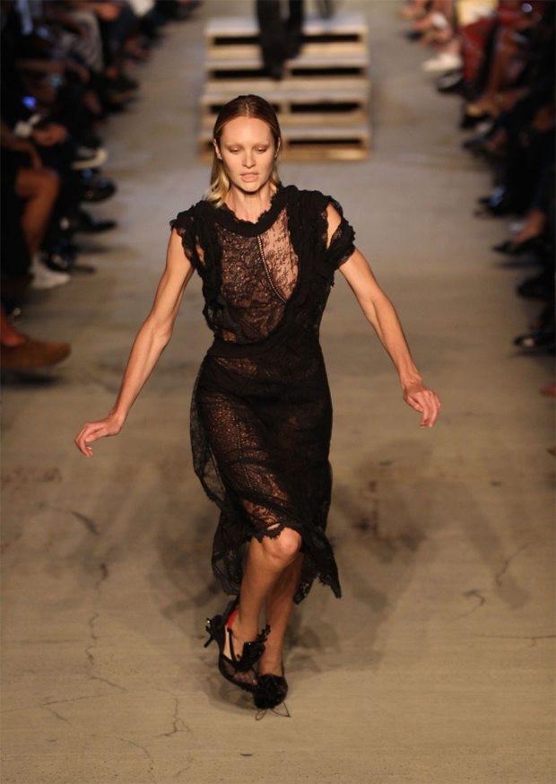 Candice Swanepoel: Gözden düştüm