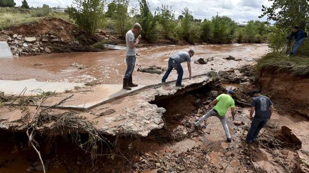 Sel felaketi: 16 ölü 4 kayıp
