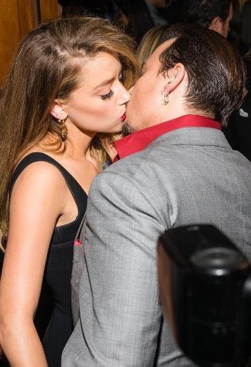 Uzun öpücük !
